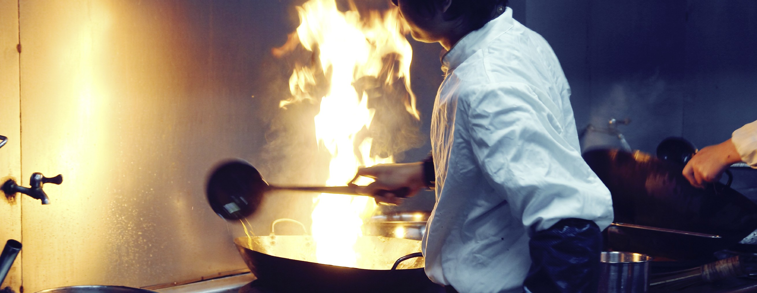 Can you take the heat? Becoming a chef takes hard work, dedication and lots of training!